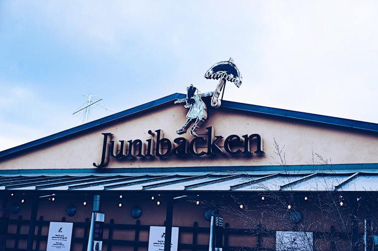 Junibacken Museum in Stockholm, Schweden, Kindermuseum