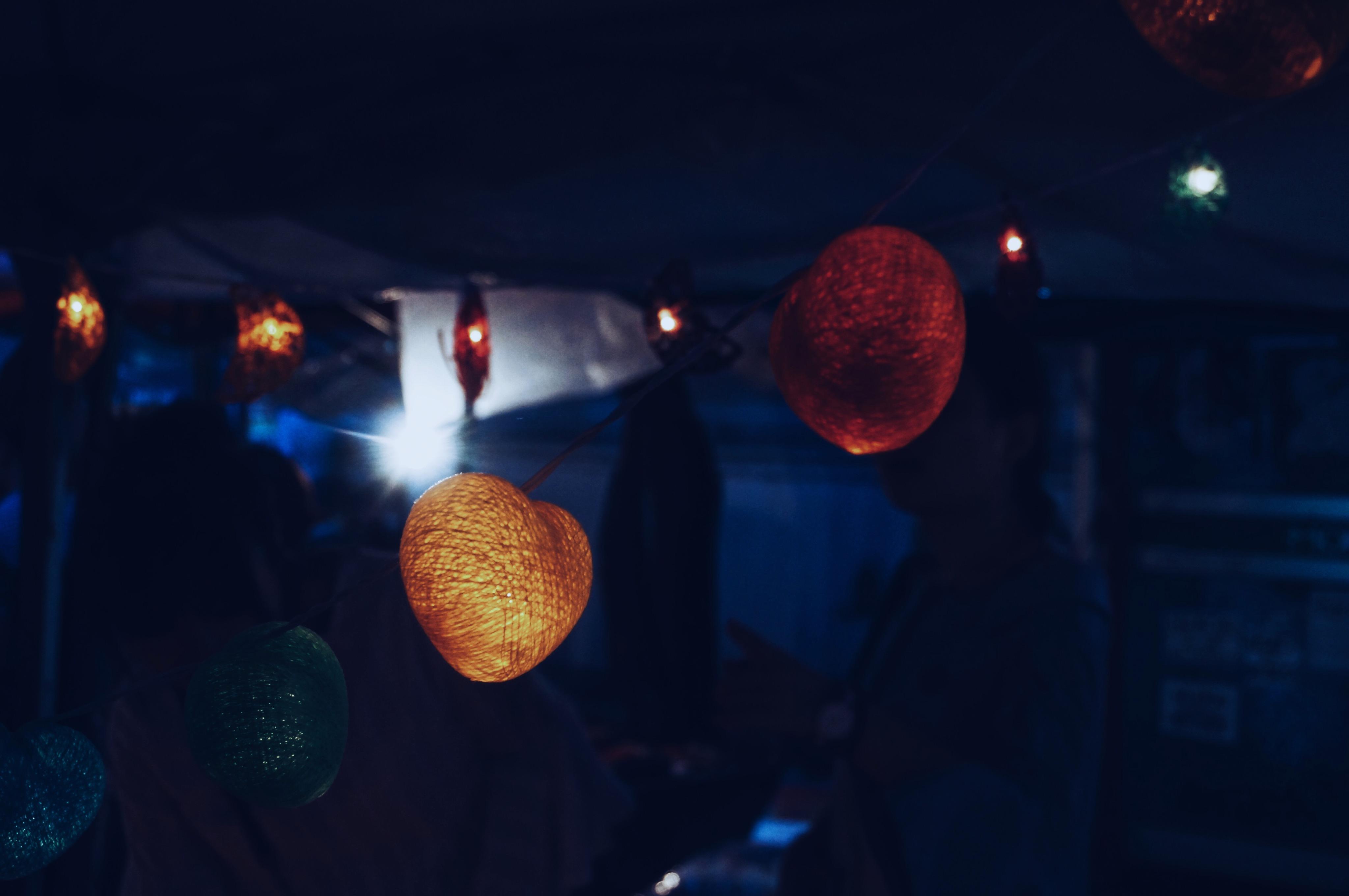 Lampignons auf dem thailändischen Markt