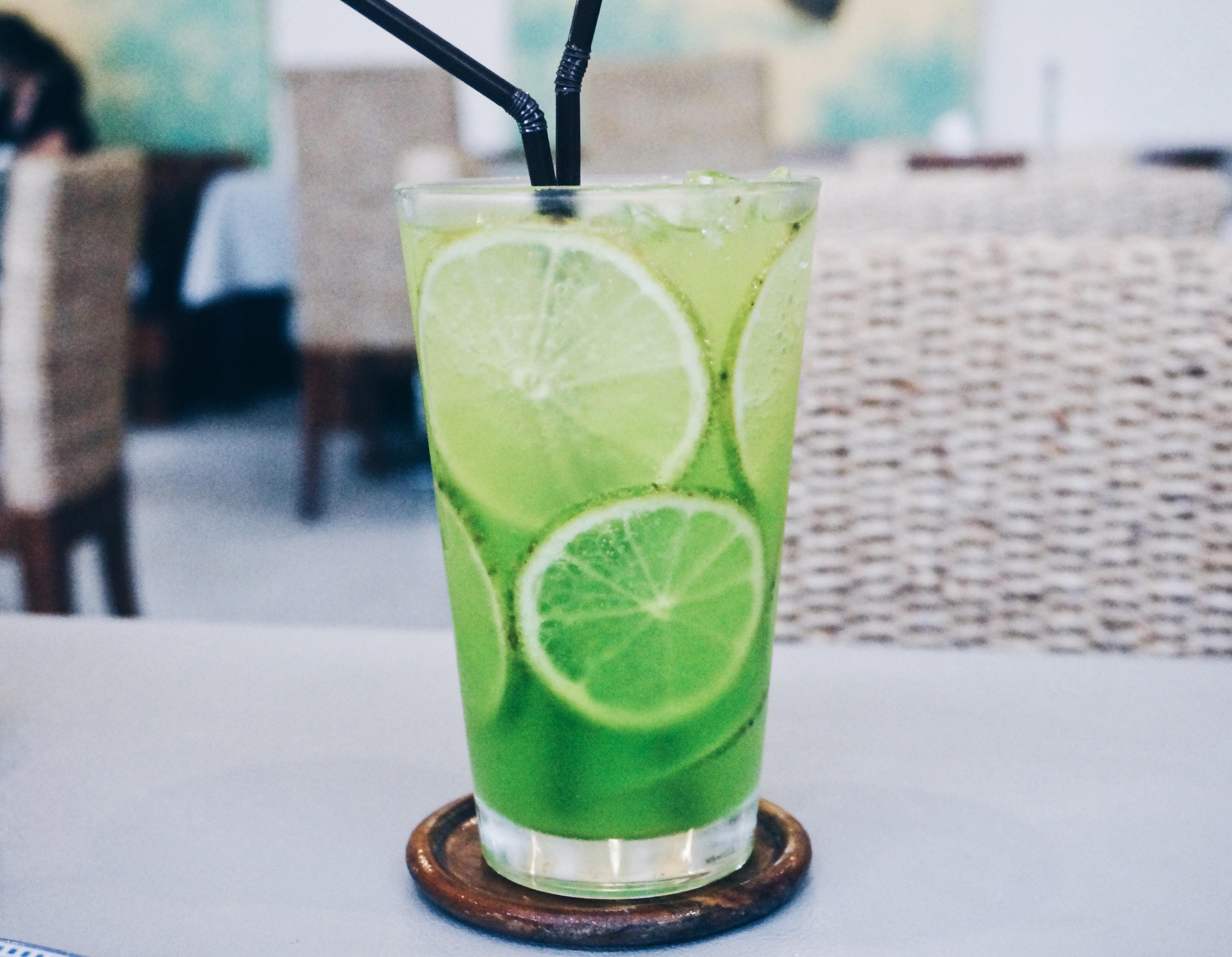 Limettencocktail in Thailand