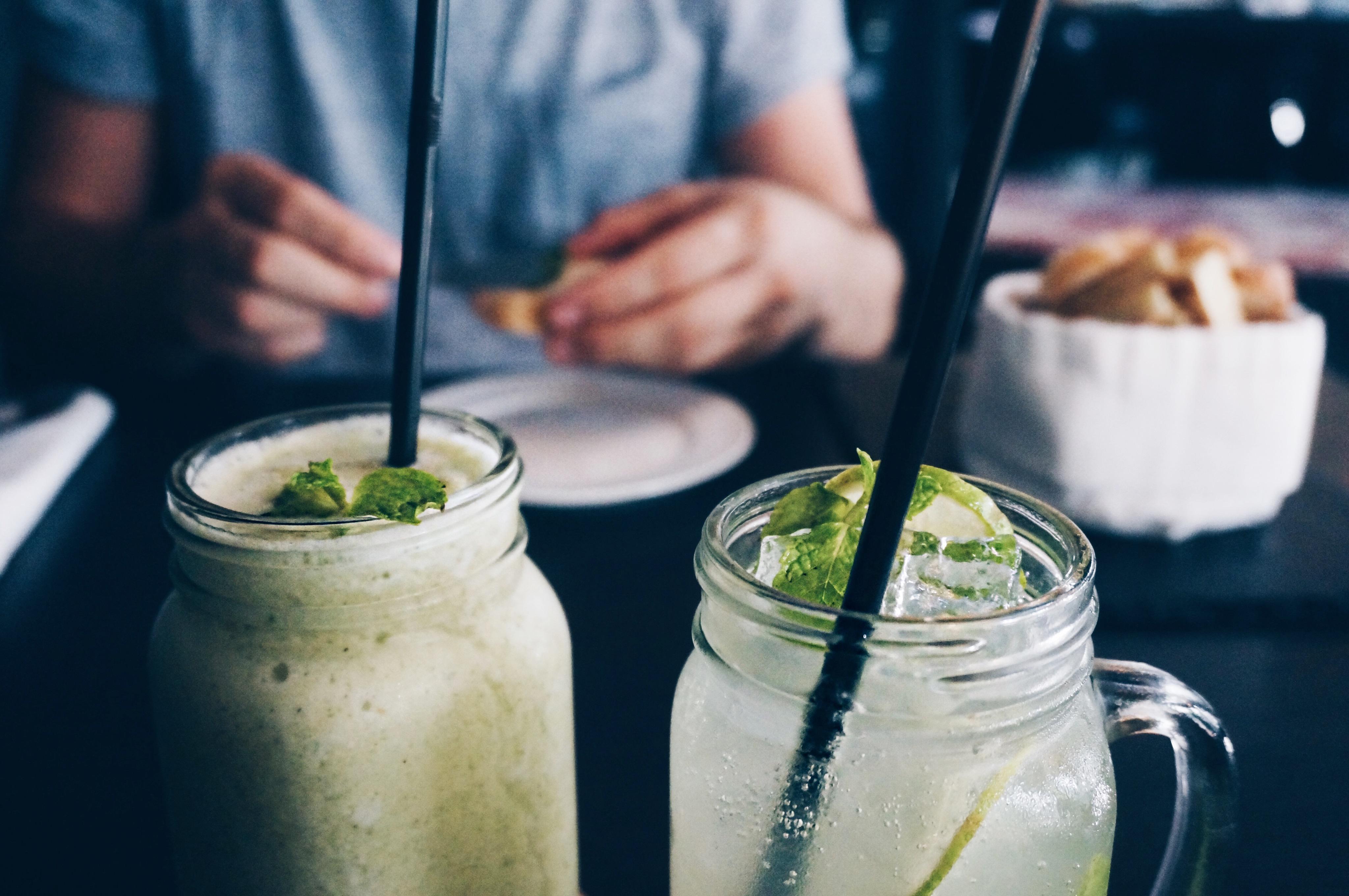 Cocktails Sommer