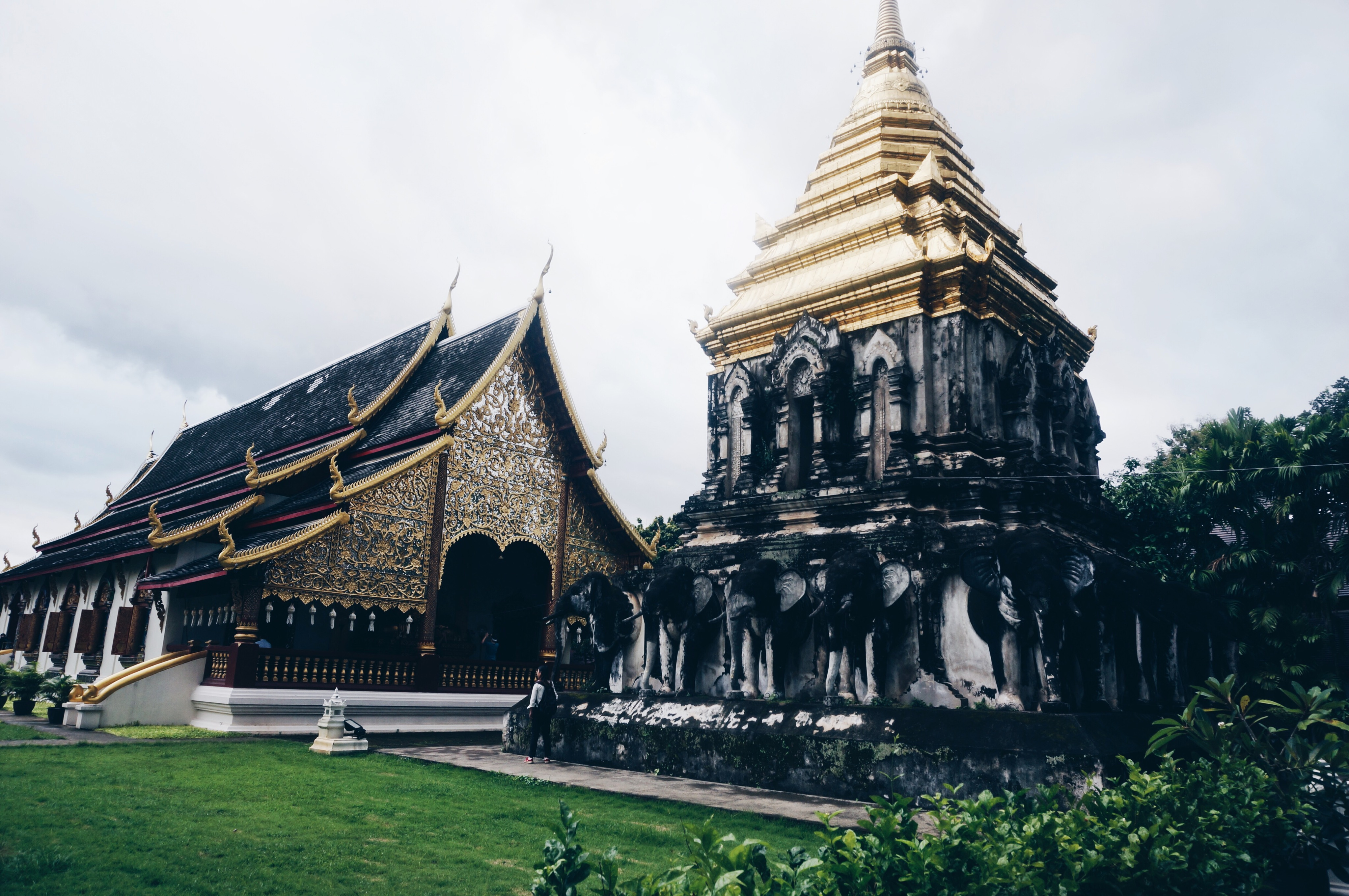 Tempel in Thailand, Chiang Mai