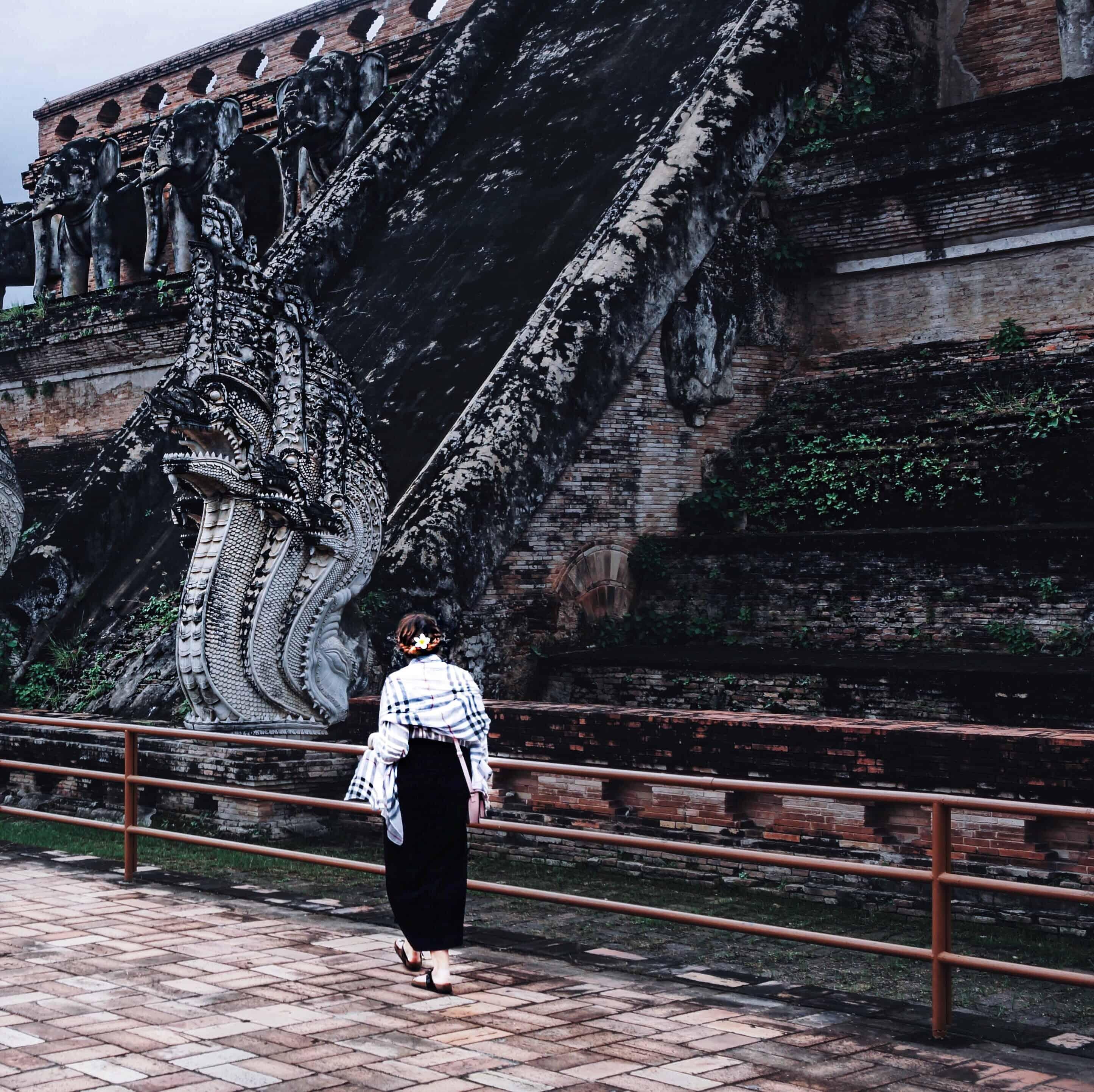 Thailand Tempeltour | schönsten Tempel in Thailand | Chiang Mai | Kleidung im Tempel | Richtlinien Tempelbesichtigung