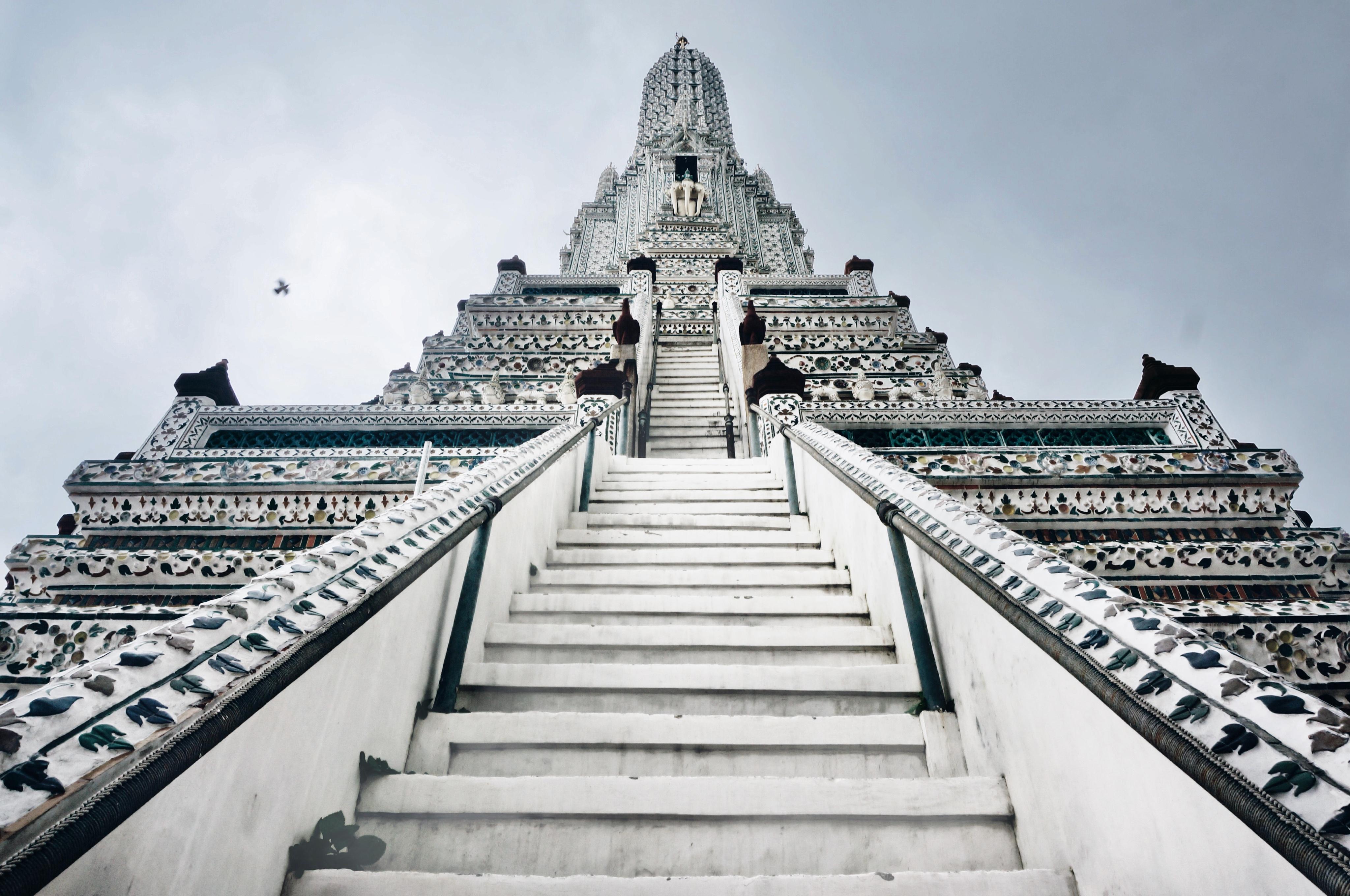 Wat Arun, Tempel in Thailand, Tempeltour in Bangkok, Sehenswürdigkeiten Bangkok