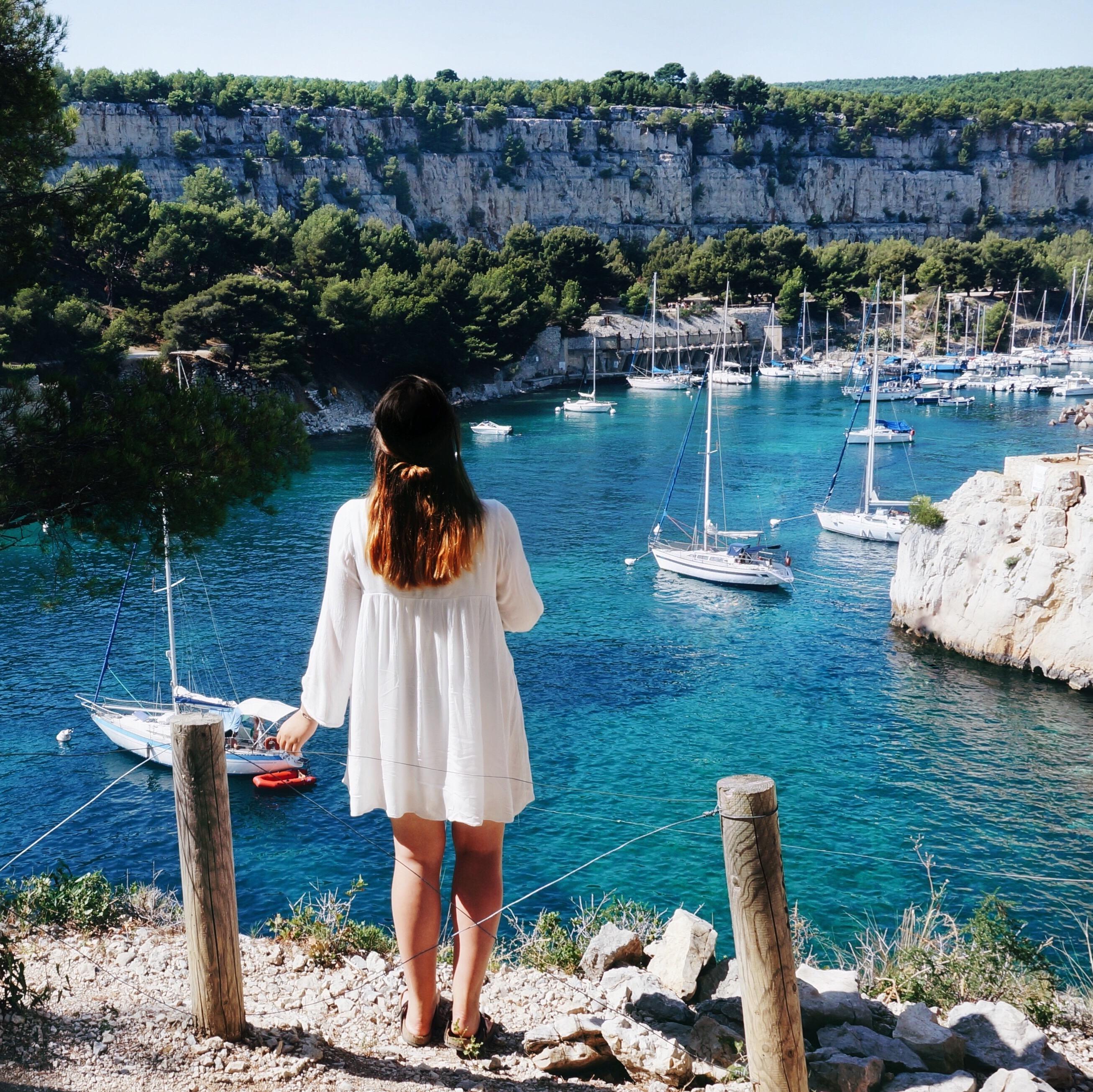 Calanques Cassis, Karibik in Frankreich, Wunderschöne Strände, Urlaub, reisen, Traumurlaub