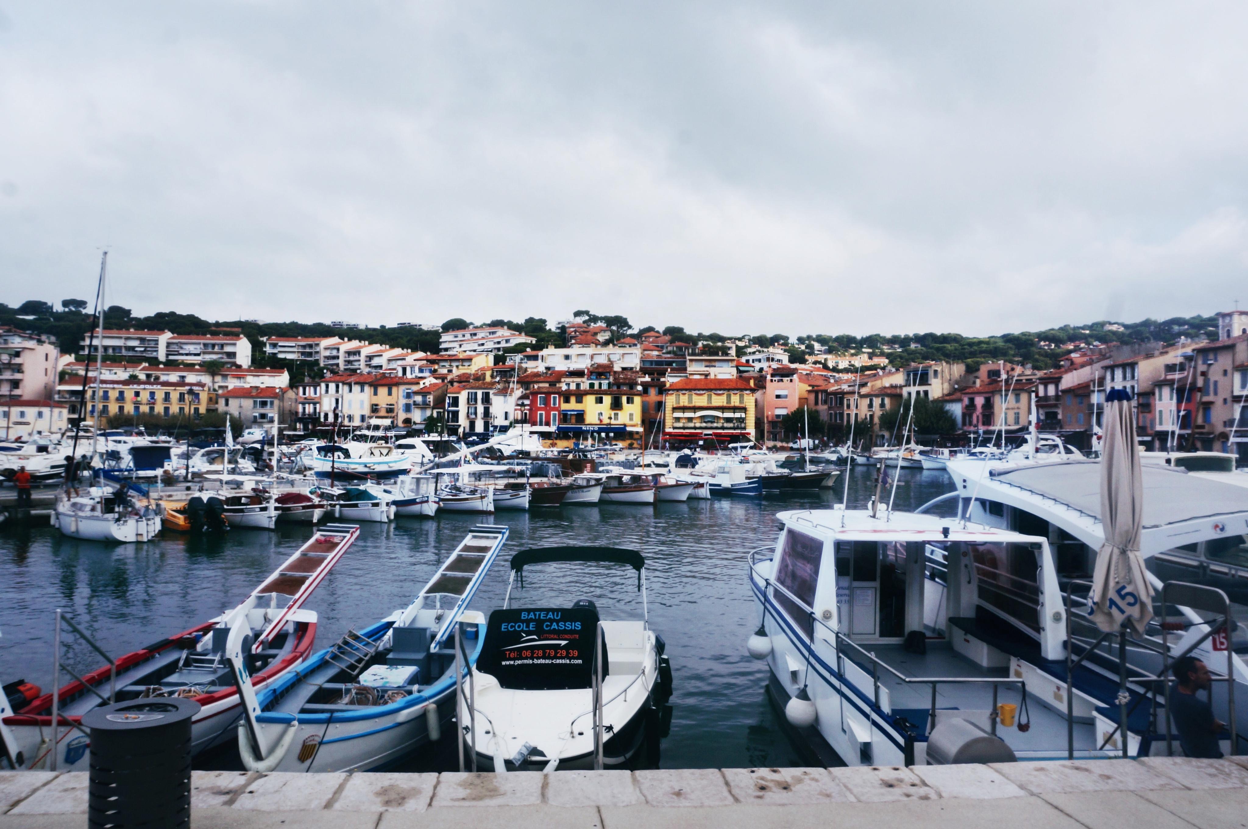 Côte d'Azur, Provence, Reiseziel, Cassis, schöne Orte in Frankreich, Sehenswürdigkeiten in Frankreich, Dörfer, Erkunden, Wohnmobilreise,