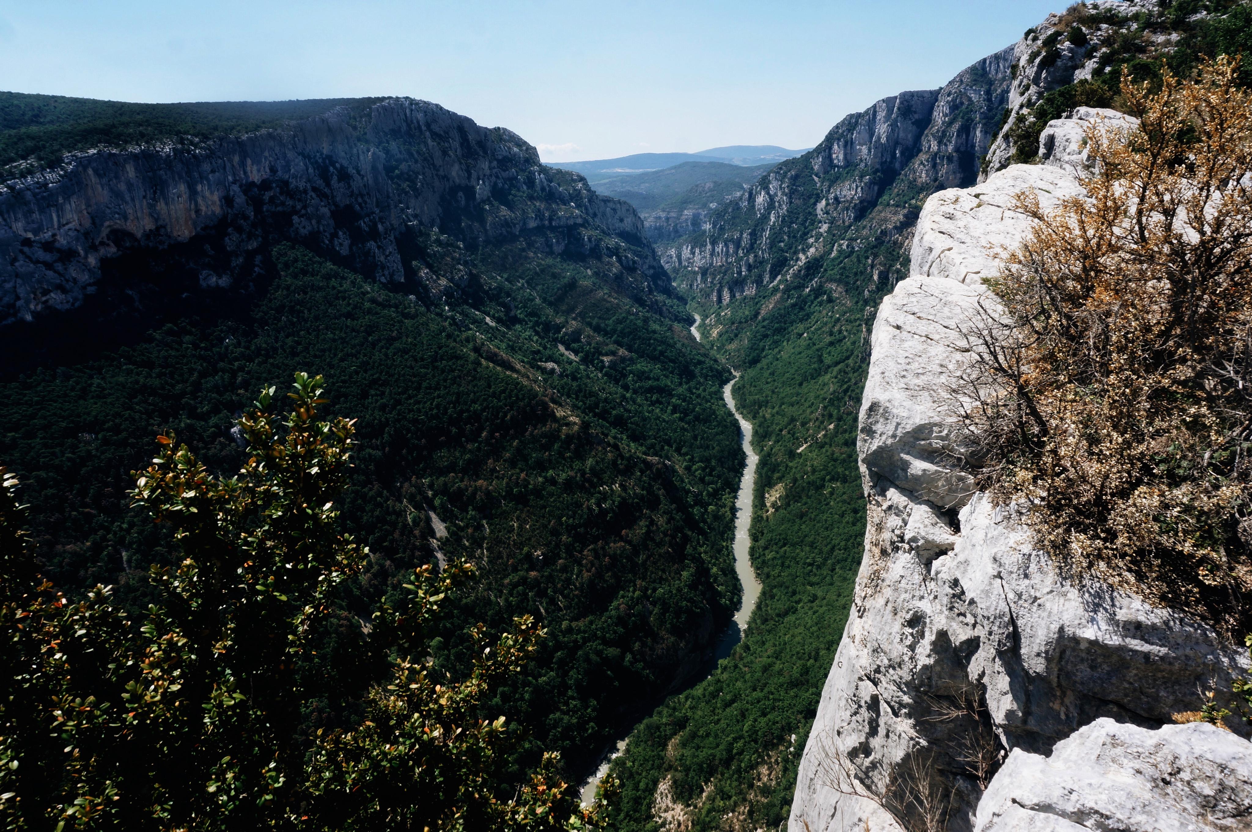 Frankreich, Schlucht, Autofahrt, Serpentinen, Berge, Ausflug