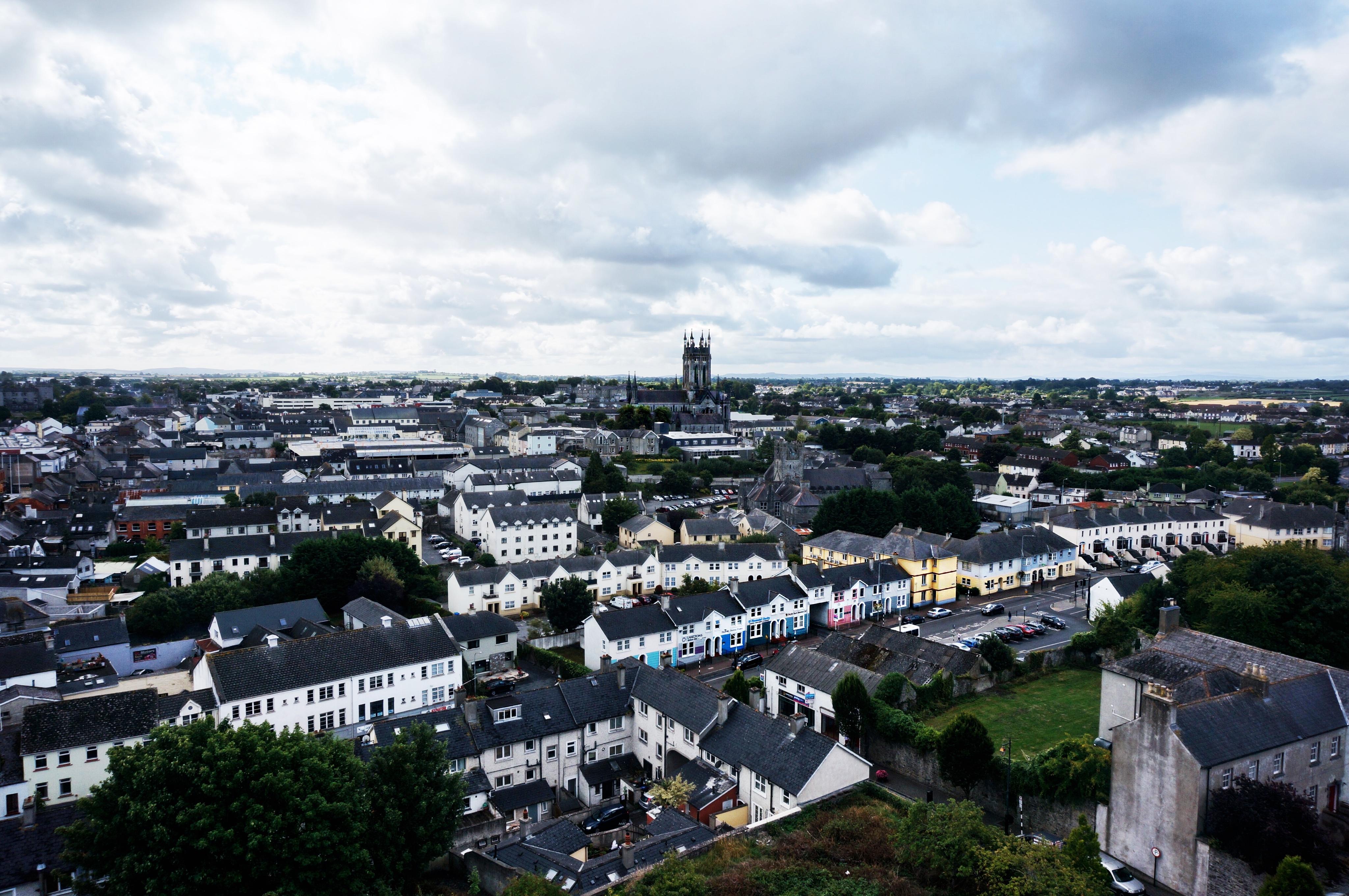 Aussicht, Kilkenny, Irland, Turm, Aussicht