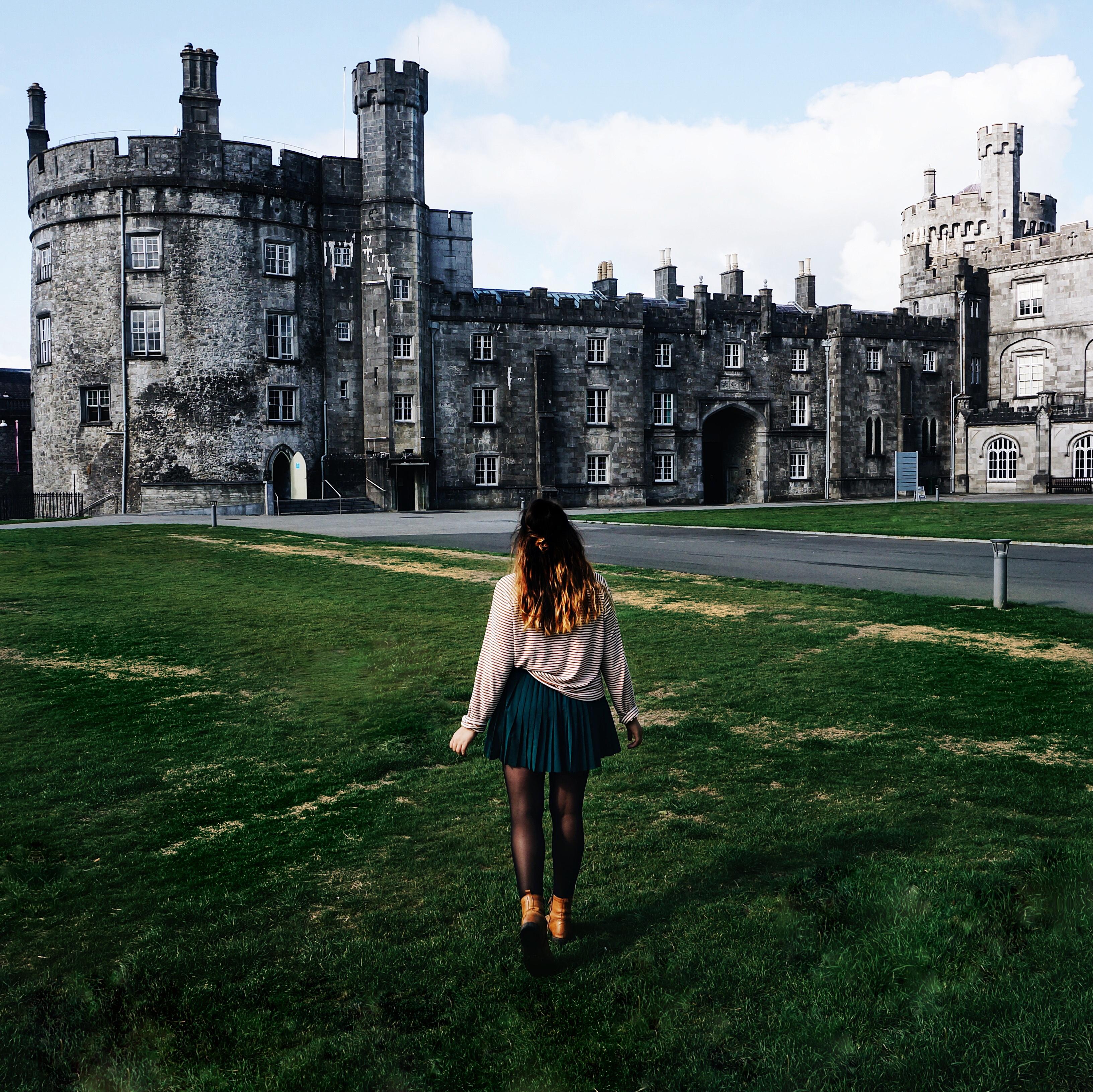 Kilkenny Castle, Castle Ireland, Irland Schloss, Schlösser,