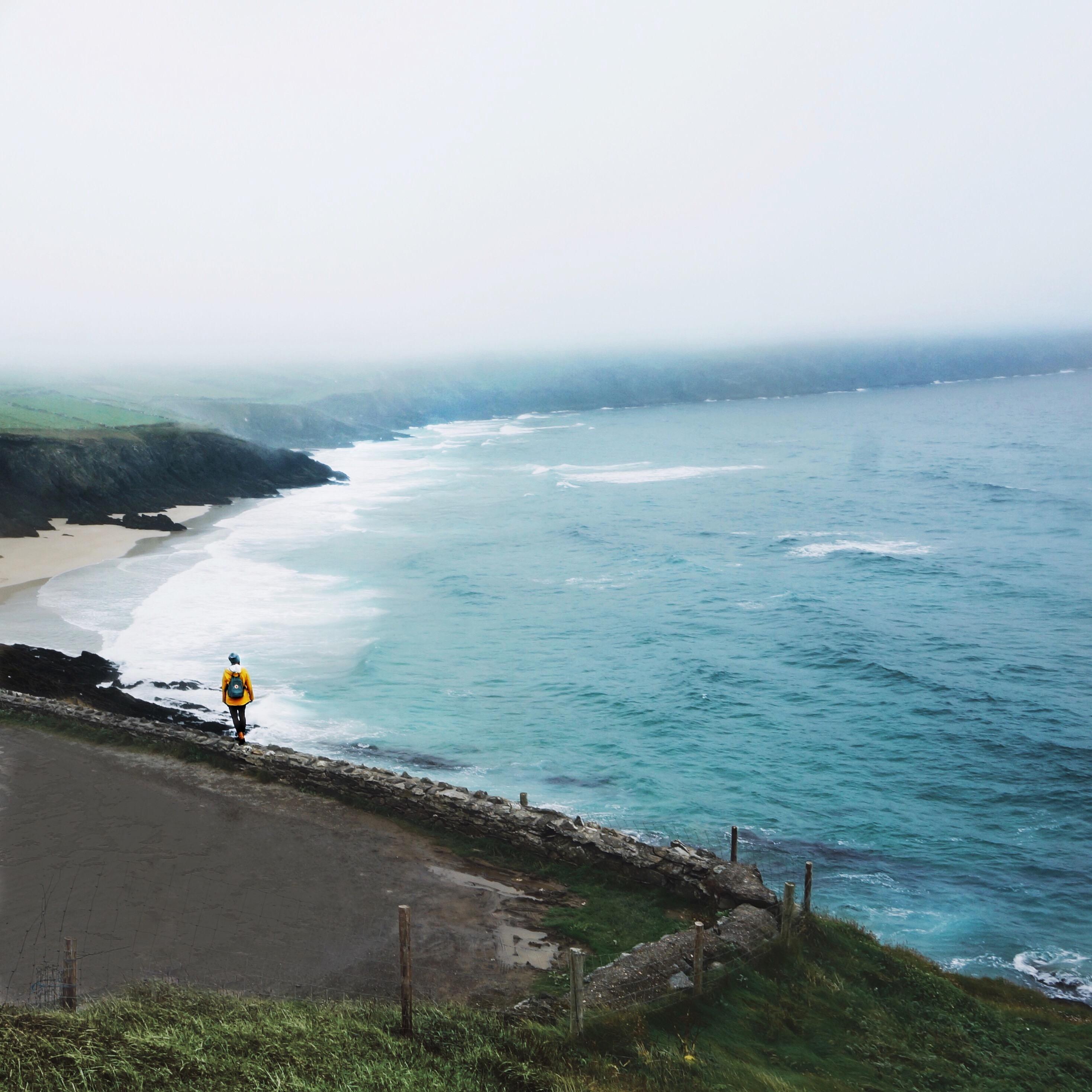 Irland Rundreise Insel Europa Urlaub Meer Abenteuer urlaub Wohnmobil