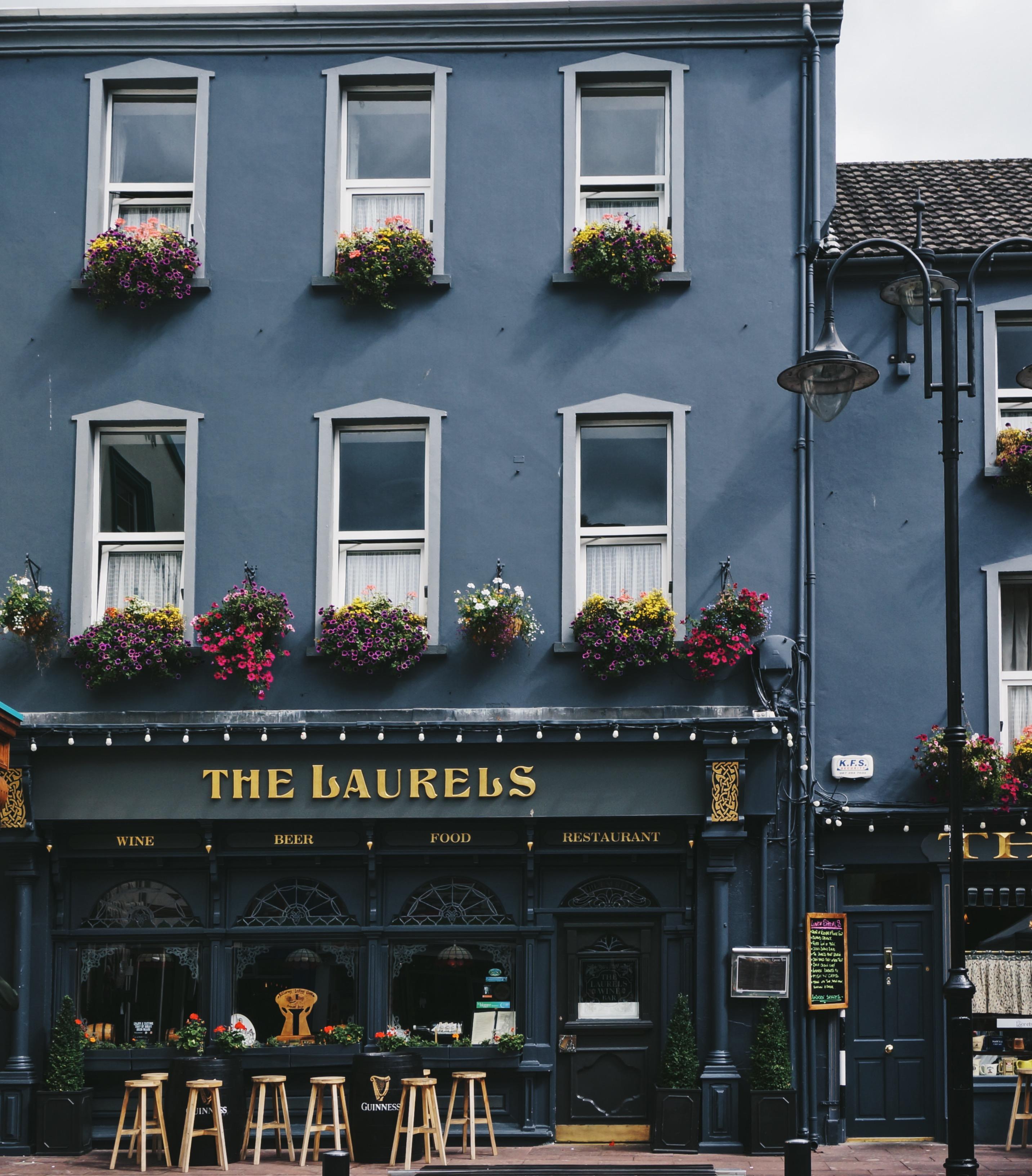 Killarney Irland Städte Rundreise Stopps