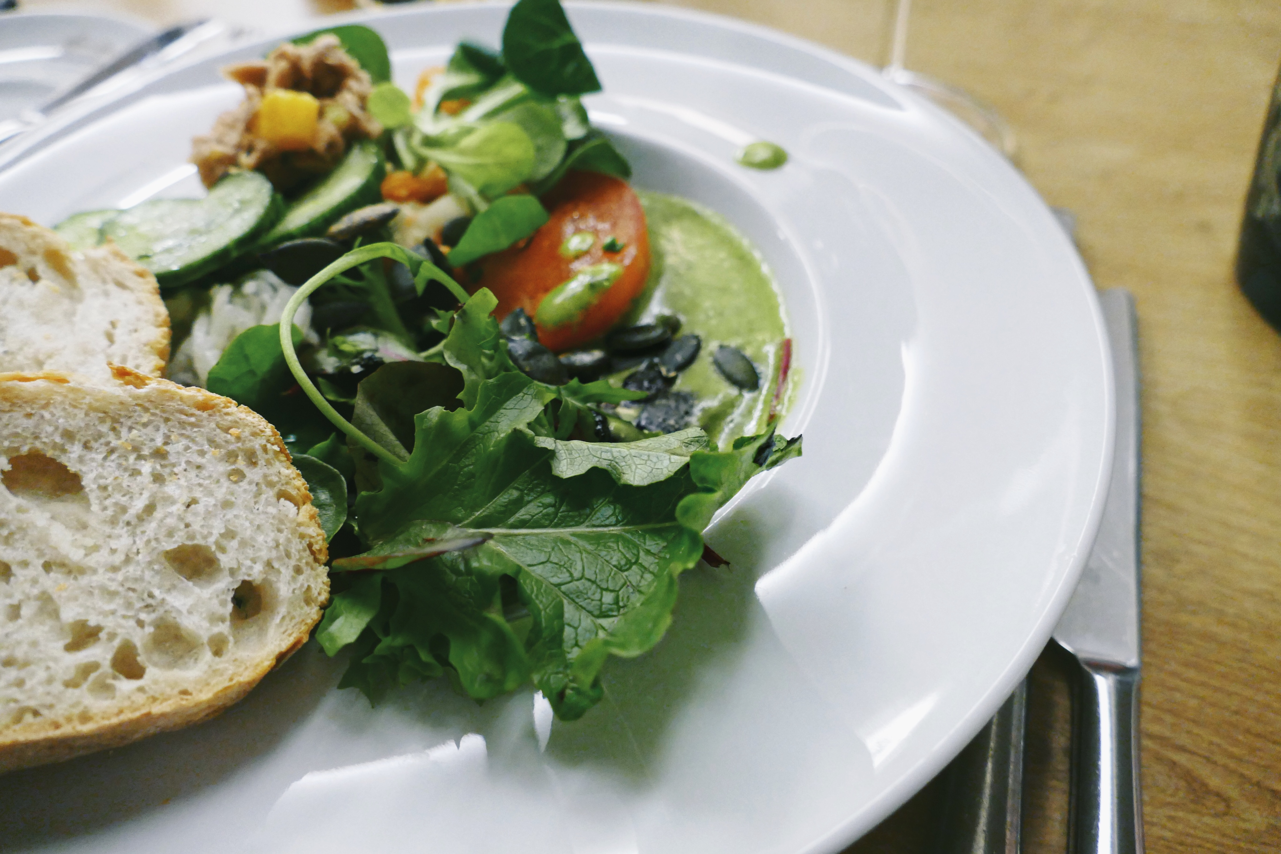 Kochen, Nudeln, Hotel Service, Kulinarik, Salat Salatbuffet