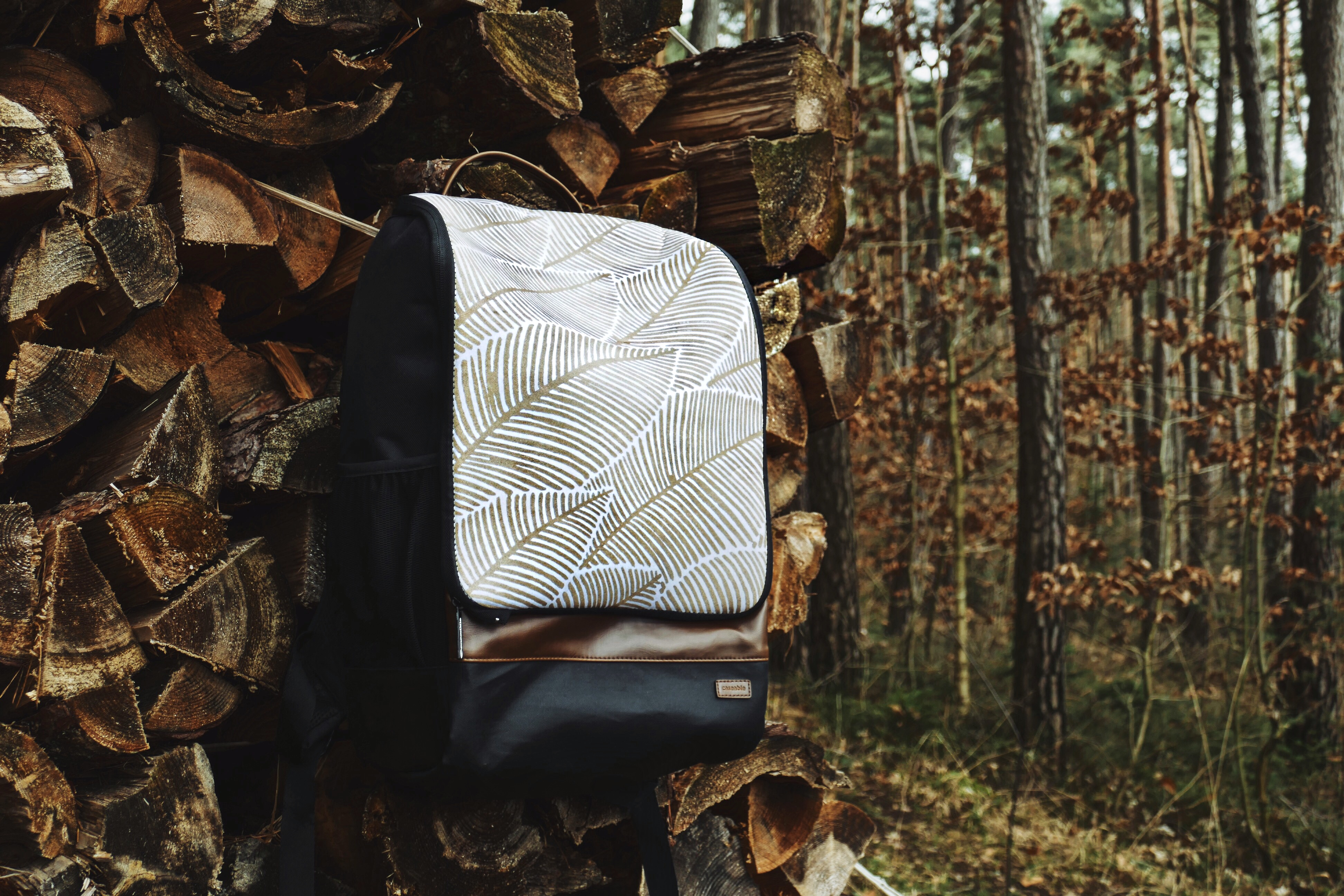 Rucksack , Reise Laptop, Backpacking Rucksack mit Bild, Rucksack individualisieren