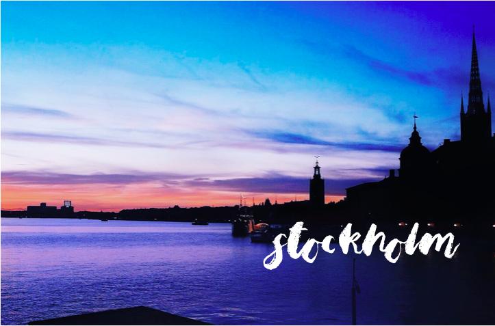 Die schönsten Sehenswürdigkeiten Stockholm, Schweden