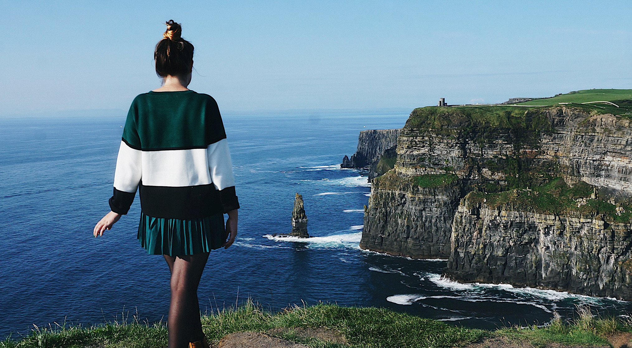 Cliffs of Moher, Irland Rundreise Klippen Ausflüge Europa