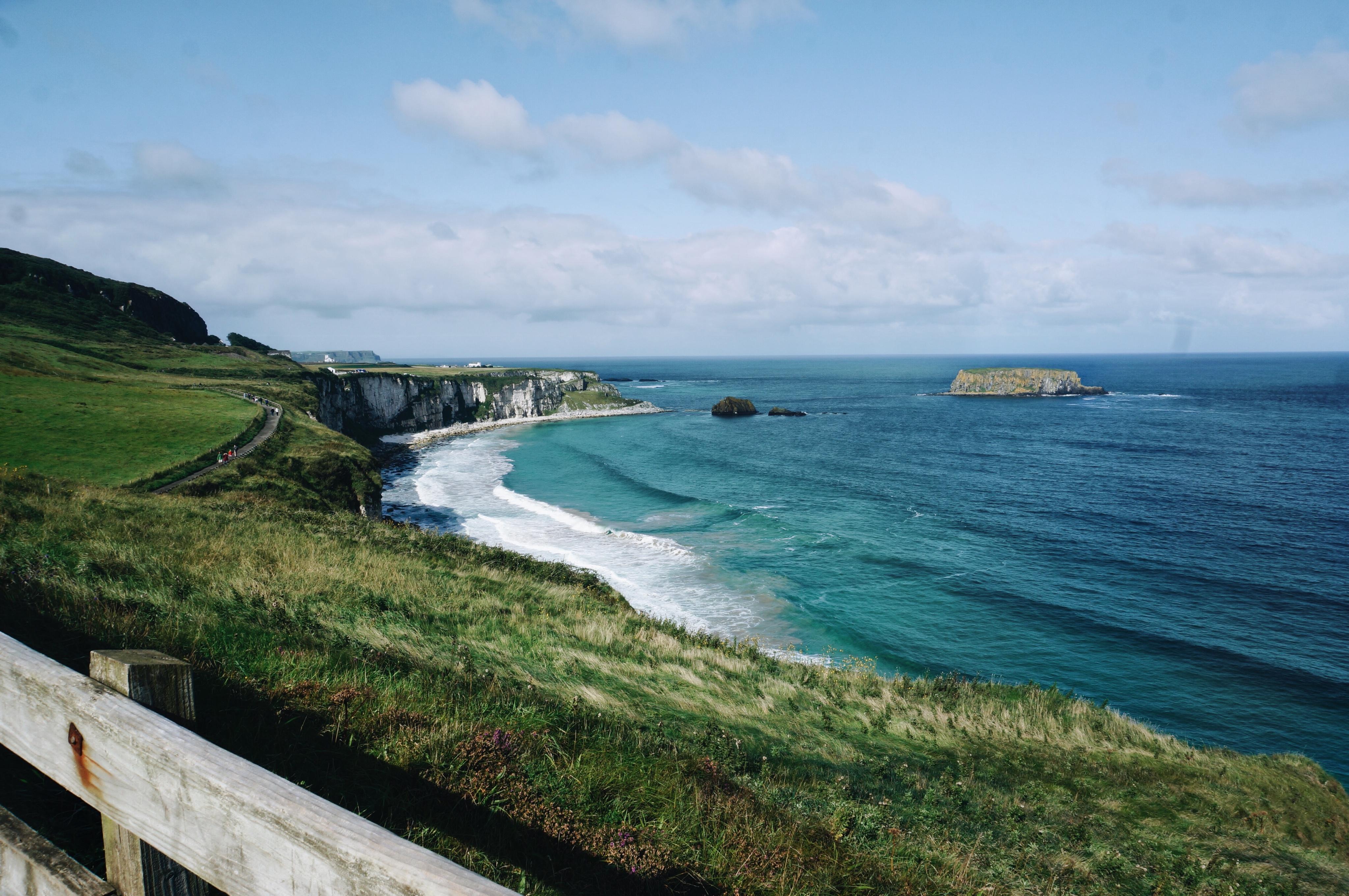 Irland Sehenswürdigkeiten, Hängebrücke, Action Ausflüge Irland, Carrick a Rede,