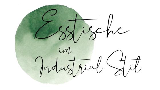 Ausgefallene Esstische im Industrial-Stil