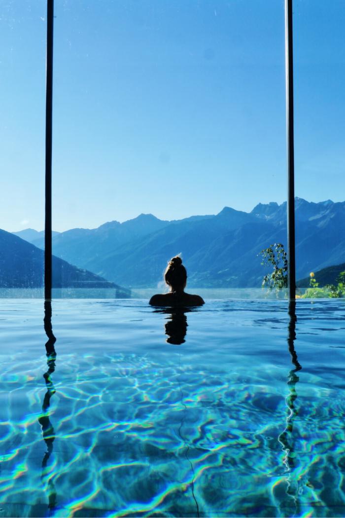 Die schönsten Hotels in den Bergen – ausgefallene Wellness-Hotels
