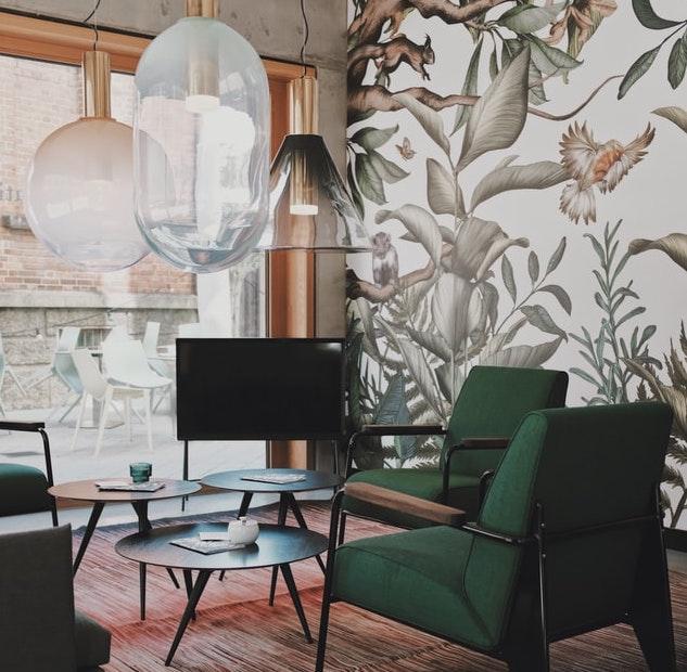 Ausgefallene Tapeten – Räume ausgefallen dekorieren mit Mustertapeten