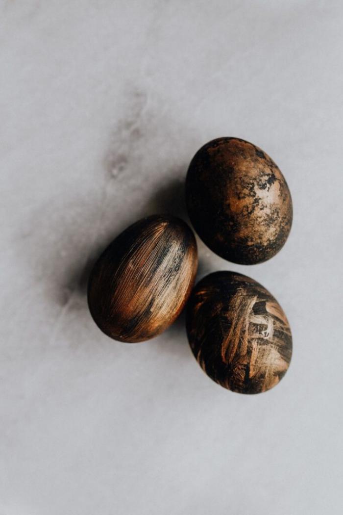 Die schönste Osterdeko – minimalistische, skandinavische Deko für Ostern